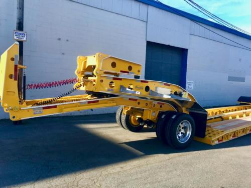 60 Ton Pacesetter Trailer 2925