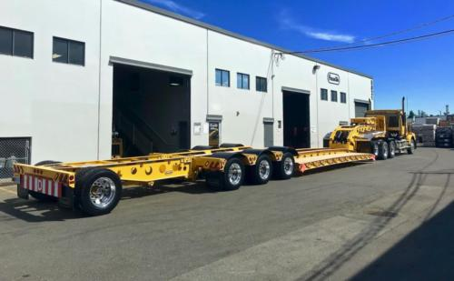 60 Ton Pacesetter Trailer 2930