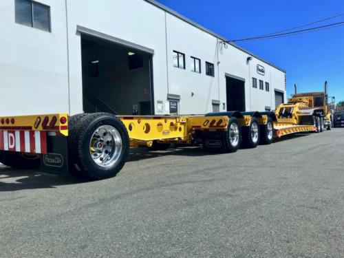 60 Ton Pacesetter Trailer 2931